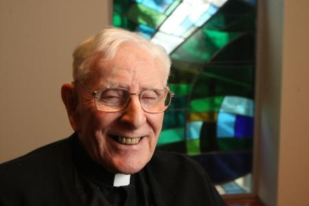 2012 photo (Fr Matt)