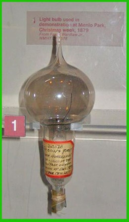 1879 Edison bulb