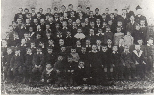 1913 nov 7 - Kilmactigue NS