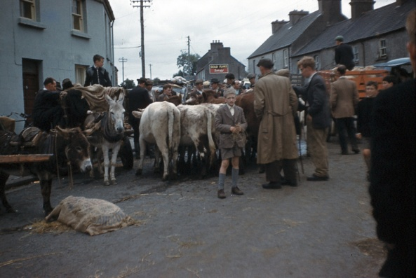 Aclare market, Co. Sligo