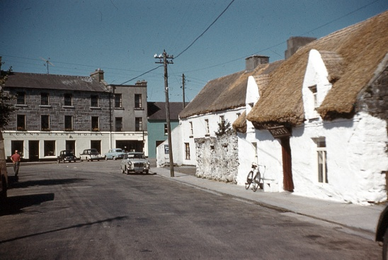 Oughterard of old